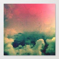 Venus Fly Canvas Print