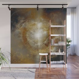 Feathered Gates Wall Mural