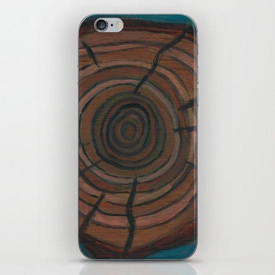 Tree Ring iPhone & iPod Skin