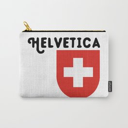 Confoederatio Helvetica Carry-All Pouch