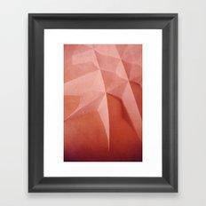 bóveda I Framed Art Print
