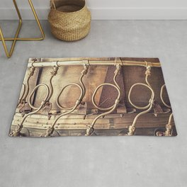 Coiled Lines Rug