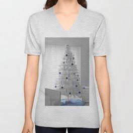 A White Christmas Unisex V-Neck