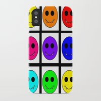 popart iPhone & iPod Cases featuring Popart Vampire  by Strejfer