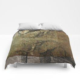 Elephants Comforters