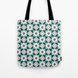 Chek Tote Bag