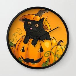 Halloween 2015 - Barnabas Wall Clock