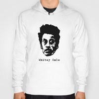 sale Hoodies featuring Whitey Sale by Jon Spagnola