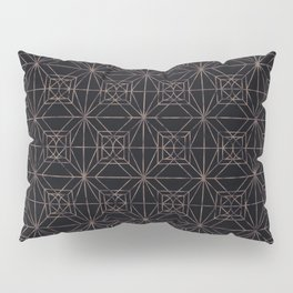Autumn Tiles (Night ver.) Pillow Sham