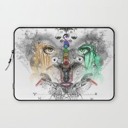 Zodiac Strings Laptop Sleeve