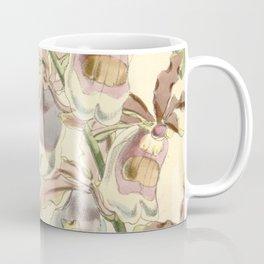 Oncidium fuscatum (as Miltonia warszewiczii) Curtis' 96 (Ser. 3 no. 26) pl. 5843 (1870) Coffee Mug
