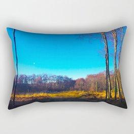 Calm in the Highlands Rectangular Pillow