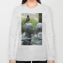 A Little Bird Told me a Secret Long Sleeve T-shirt
