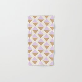 Lavender Ice Cream Hand & Bath Towel