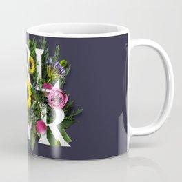 Girl Power Flowers Coffee Mug