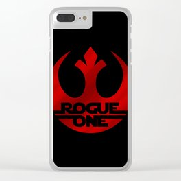 Rogue Alliance Clear iPhone Case