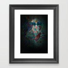 Digitalized Framed Art Print