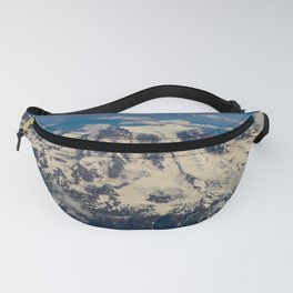Pacific Northwest Aerial View - II Fanny Pack