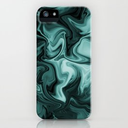 ABSTRACT LIQUIDS 60 iPhone Case