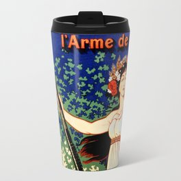 Waterman fountain pens 1919 Travel Mug