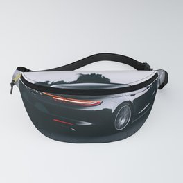 Highway Race Fanny Pack