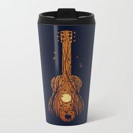SOUNDS OF NATURE Metal Travel Mug