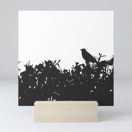 Hedge Life Mini Art Print