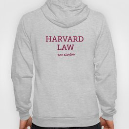 Harvard Law Hoody
