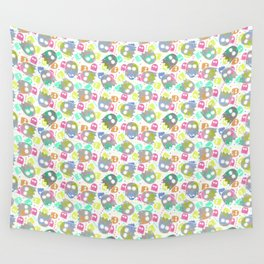 Game pattern Wall Tapestry