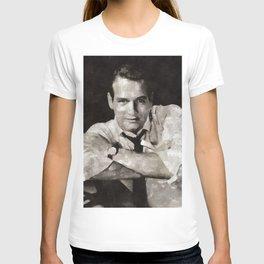 Paul Newman, Hollywood Legend T-shirt