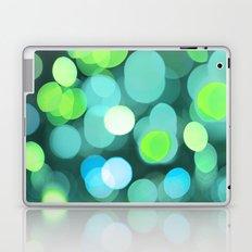 Cyan Light Laptop & iPad Skin
