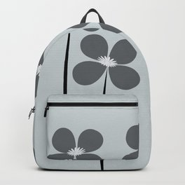 Abstract Night Flowers Backpack