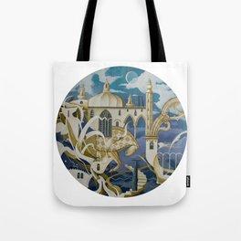 Metamorphic Dream Tote Bag