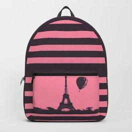 Paris by air Backpack