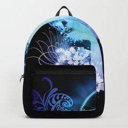 Awesome polar bear Backpack