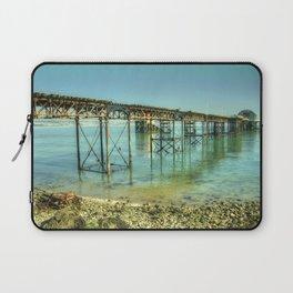 Mumbles Pier Laptop Sleeve