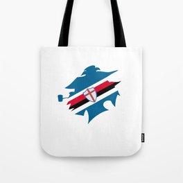 UC Sampdoria Tote Bag