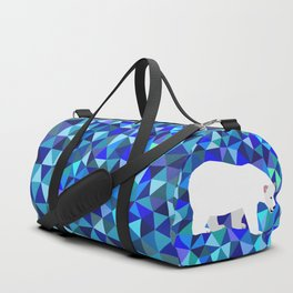 Rider of Icebergs Duffle Bag