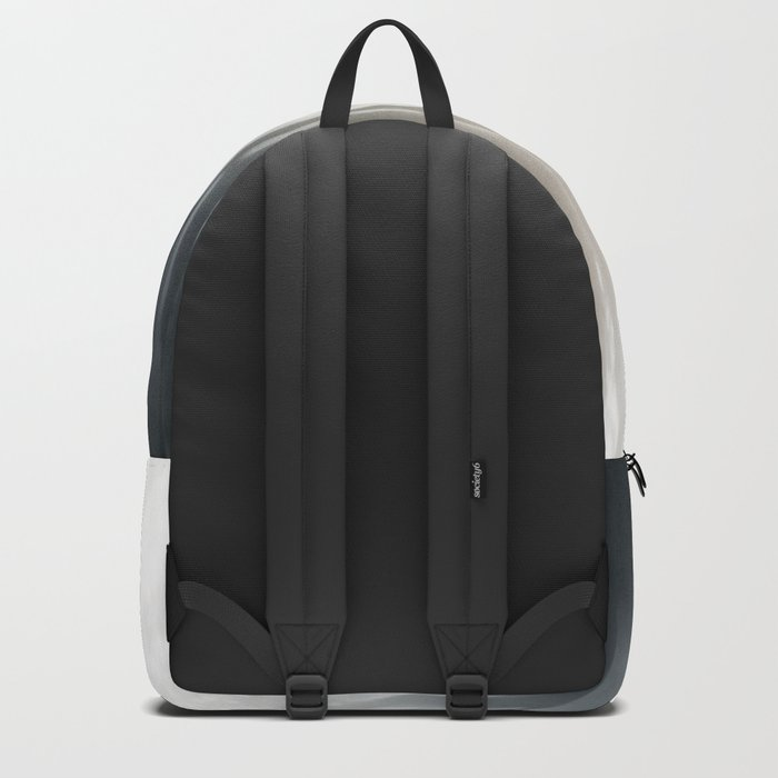 Foggy morning Backpack