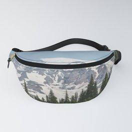 Mount Rainier National Park Fanny Pack