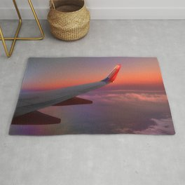 Over the Sunset Rug