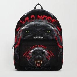 Wild Mode. Bjj, Mma, grappling Backpack