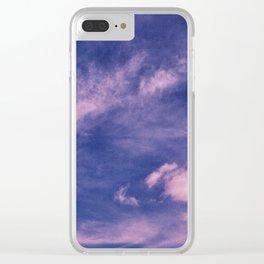 Cloud 13 Clear iPhone Case