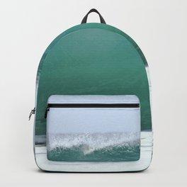 wave. Backpack