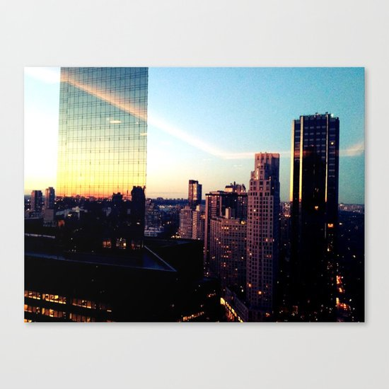 Nightwalker Canvas Print