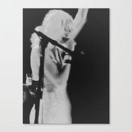 Taylor Momsen Canvas Print