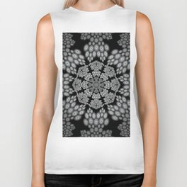 Falling in and out Biker Tank