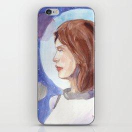 Space veiw iPhone Skin