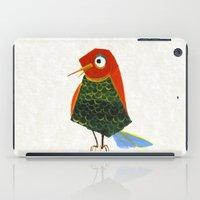 birdy iPad Cases featuring Birdy by KristinaVardazaryan