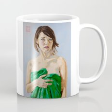 The Green Towel Mug